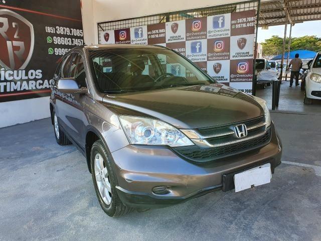 Honda - CR-V 2.0 LX 4X2 Gasolina, Completo, Muti-Mídia, Revisado, Garantia 2011 - Foto 4