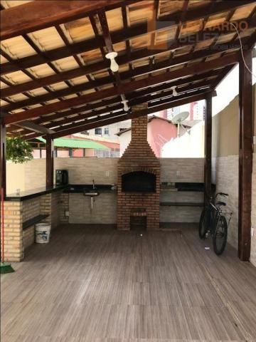 Apartamento com 3 dormitórios à venda, 115 m² - fátima - fortaleza/ce - Foto 16