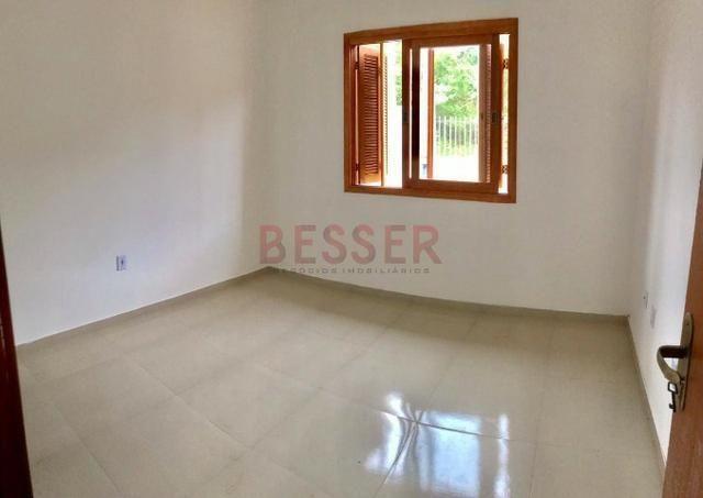 Casa nova com 2 dormitórios e ótimo pátio para lazer! - Foto 11