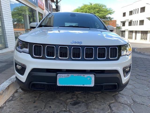 Jeep Compass Longitude 2 0 4x4 Dies 16v Aut 2017 670612718 Olx