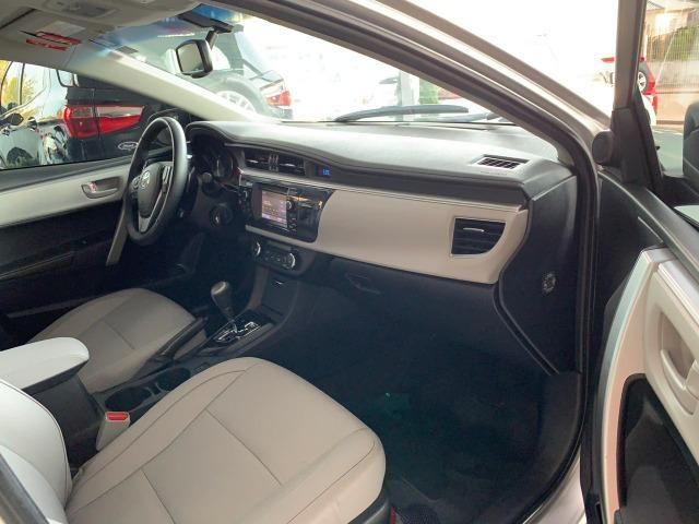 Toyota Corolla XEI 2.0 Flex (Automático) 2015 - Foto 16