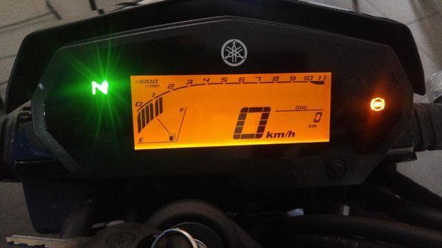 Vendo/troco fazer 250 2020 0km com abs nas 2 rodas e já emplacada. por 16.300 - Foto 4