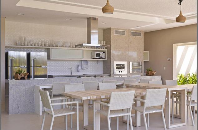 Apartamento á venda com padrão reserva do paiva 3 quartos 113m² terraço laguna-E - Foto 12