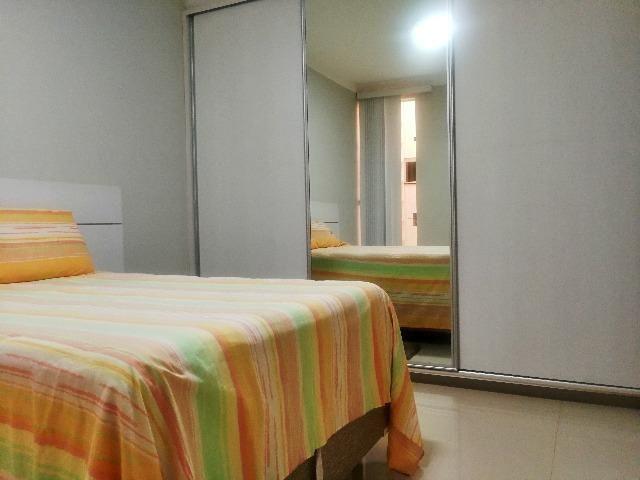Esplêndida casa térrea alto padrão, 4 quartos, completo em armários na Vicente Pires - Foto 3