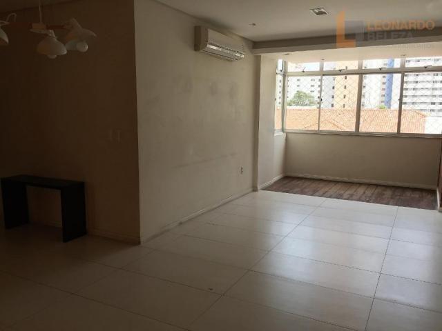 Apartamento com 3 quartos, à venda, no meireles!!!