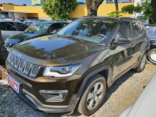 Jeep Compass Sport 2018 - Novo demais ! Na sua garagem com esse preço ! - Foto 2