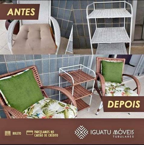 Reforma de móveis ENTREGA GRÁTIS em Manaus - Foto 2