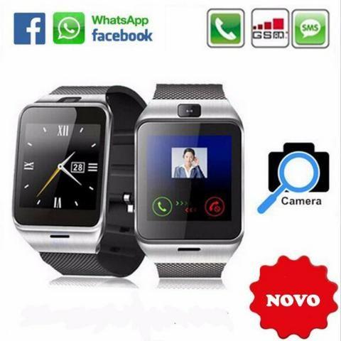 Relógio Smartphone smartch DZ 09 - Foto 2