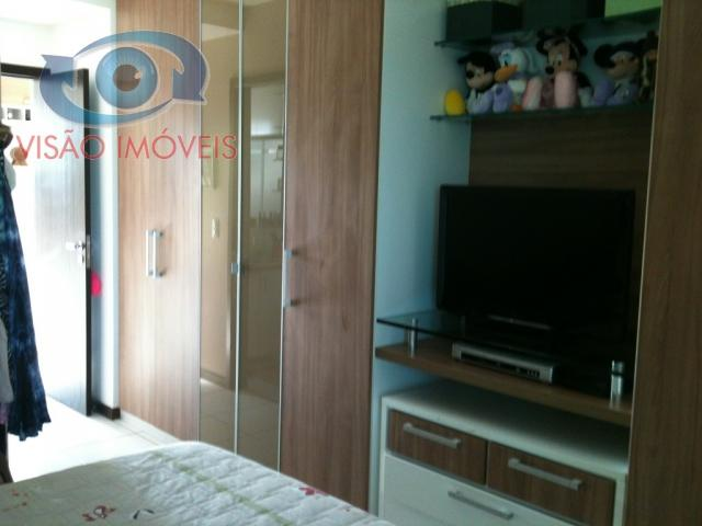 Apartamento à venda com 5 dormitórios em Jardim camburi, Vitória cod:614 - Foto 11
