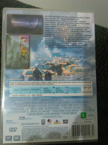 Filme dvd o dia depois de amanhã - Foto 3