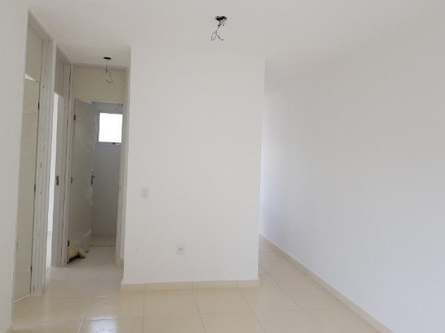 Lindo apartamento no Cd. Villa Jardim de 02 quartos, com area de lazer completa - Foto 3