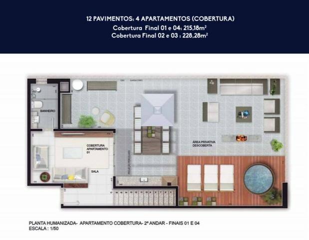 Apartamento na Planta - Avenida Humberto Pizzo - Varginha MG - Foto 11