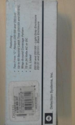Sensor para porta de vidro NOVO na caixa - Foto 3