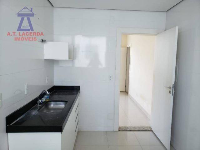 Aluga-se apartamento ótima localização - Augusta Mota - Foto 3