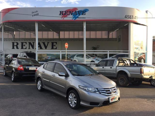 HONDA CITY 2013/2013 1.5 LX 16V FLEX 4P AUTOMÁTICO - Foto 2