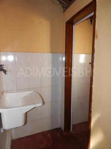 Barracão para aluguel, 1 quarto, gloria - belo horizonte/mg - Foto 9