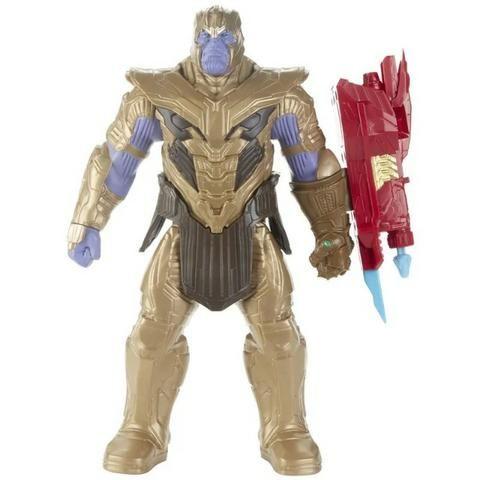 Thanos - Vingadores Ultimato - Avengers - Endgame - Hasbro