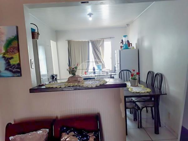 Casa à venda com 2 dormitórios em Vila bela, Guarapuava cod:151013 - Foto 4