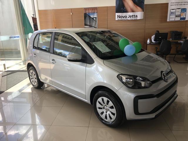 VW - UP 1.0 MPI - Modelo 2020 - Completão - Foto 2