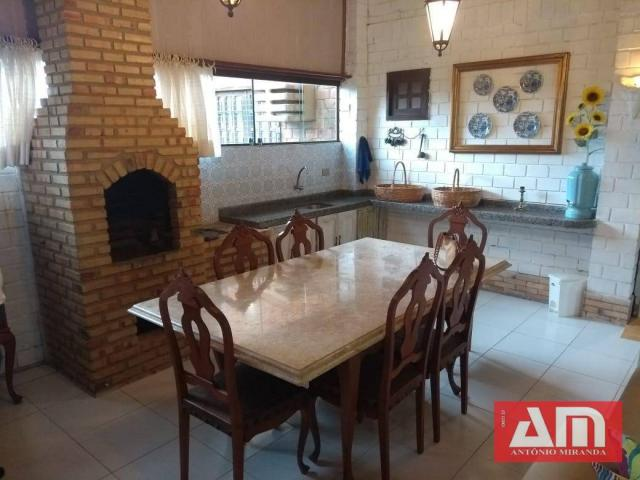 Casa com dois pavimentos, 273 m² em um excelente Condomínio. - Foto 14