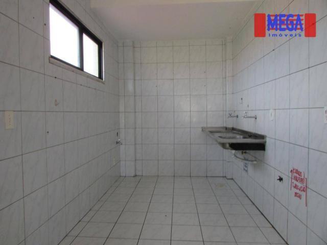 Apartamento com 3 quartos, próximo à Av. Bezerra de Menezes - Foto 9