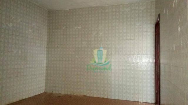 Apartamento com 2 dormitórios para alugar com 85 m² por R$ 850/mês no Centro em Foz do Igu - Foto 3