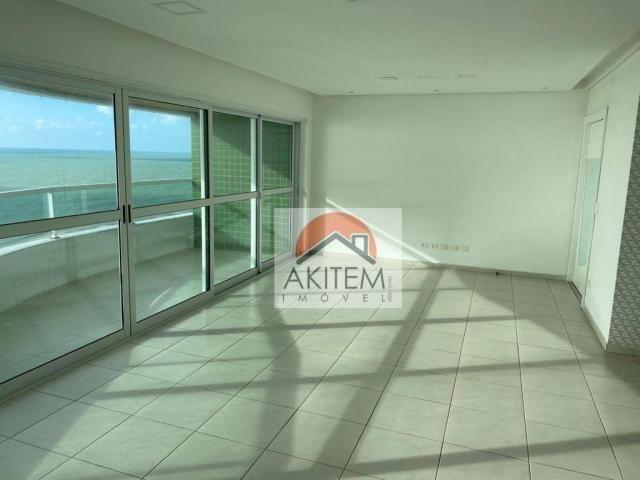 Apartamento com 03 suítes Beira Mar de Olinda - Foto 2