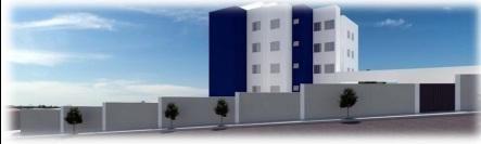 Apartamento à venda com 2 dormitórios em Caiçara, Belo horizonte cod:6237 - Foto 3