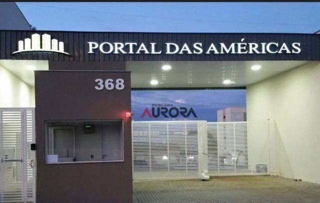 Apartamento 2 quartos - Portal das Américas - Cambé - Foto 16