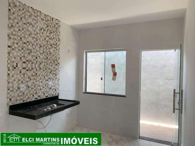 Mateus Leme, Casa no Bairro Imperatriz, com 02 quartos, sala, cozinha, garagem e área priv - Foto 9