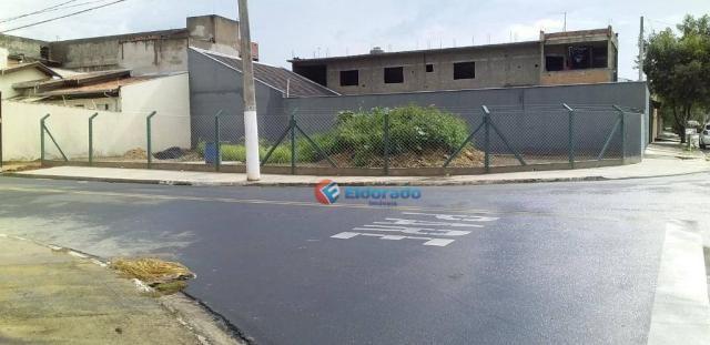 Terreno para alugar, 325 m² por R$ 700,00/mês - Jardim Novo Cambui - Hortolândia/SP - Foto 10