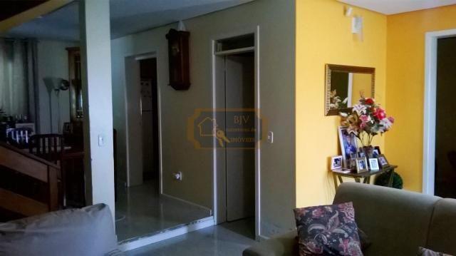 Casa à venda com 4 dormitórios em Rosa do mar, Passo de torres cod:60 - Foto 12