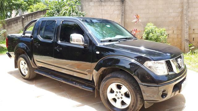 Frontier Nissan 2008 - Foto 10