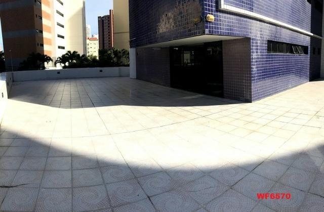 AP1631 Palazzo Florentino, apartamento no 10° andar, 3 quartos, 3 vagas, Bairro Cocó - Foto 8