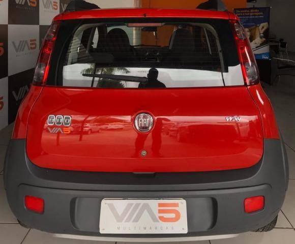 FIAT UNO WAY 1.0 8V (FLEX) 4P - Foto 3