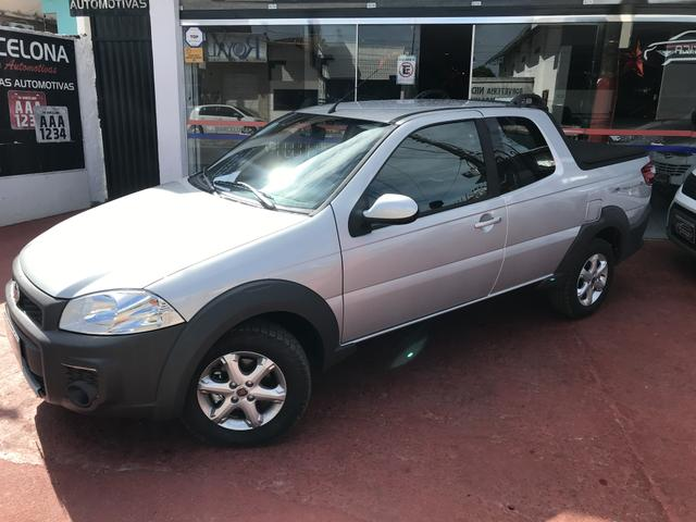 Fiat strada freedom 1.4 flex cd - Foto 2