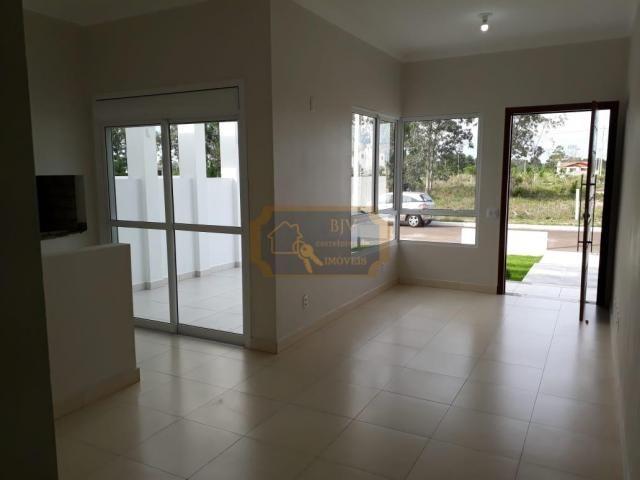 Casa geminada , em bairro planejado 96 m² , 3 dorm , um suíte ,pátio . - Foto 17