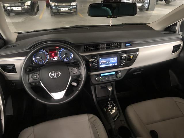 Corolla 2.0 XEI com 34.000km - Foto 9