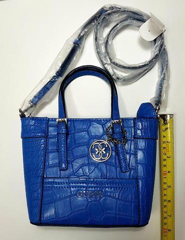Bolsa Guess azul