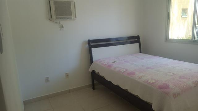Apartamento semi mobiliado 2/4 com suite em Buraquinho próximo a estrada do coco - Foto 3