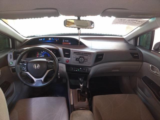 Honda Civic LXS 1.8 13/14 - Foto 8