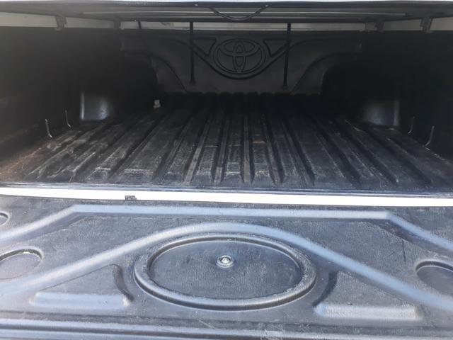 Hilux completa 4x4 diesel com controle de estabilidade , ipva 2020 já pago - Foto 3