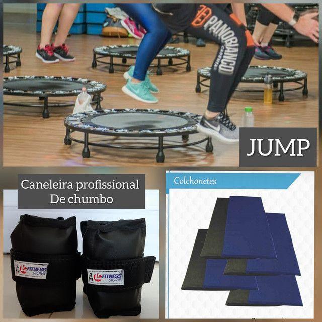 JUMP (cama elástica)