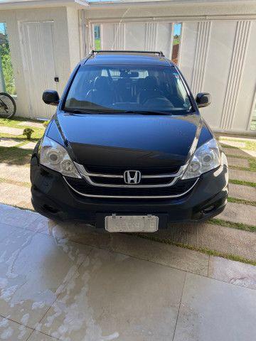 Oportunidade:Vendo ou troco CR-V ELX automática 2011 - Foto 2
