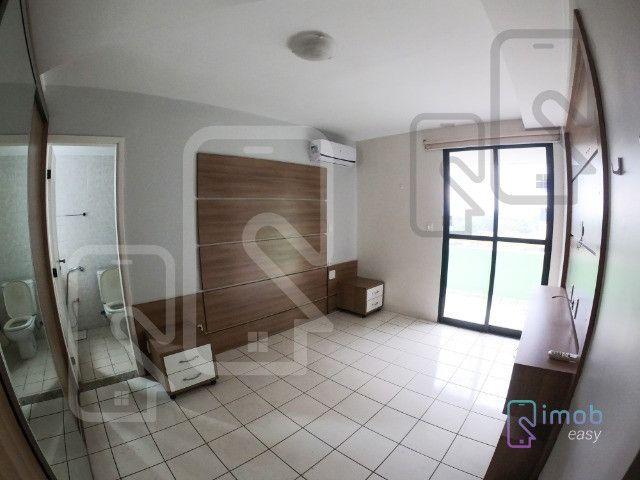 Condomínio Maria da Fé, 127m², 3 quartos sendo 1 suíte, semi-mobiliado - Foto 11