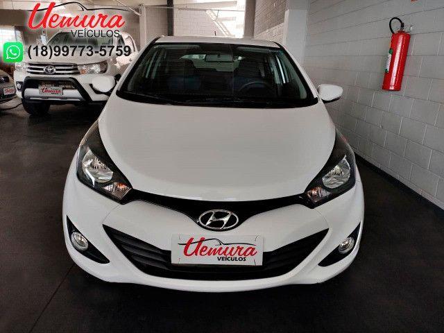 Hyundai/ HB20 1.6 - 2014/2014 - Flex - Branca