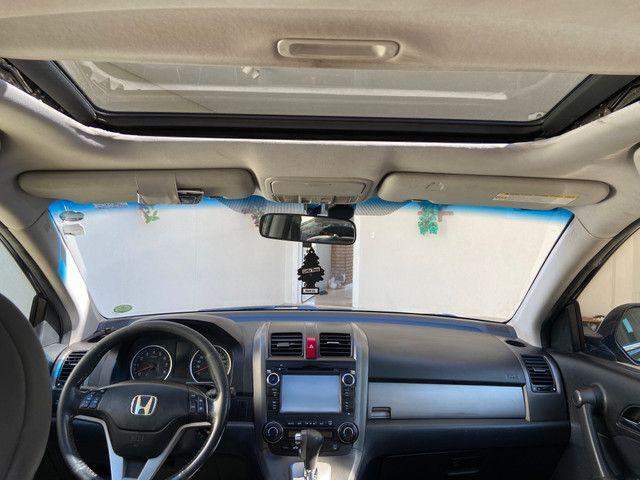 Oportunidade:Vendo ou troco CR-V ELX automática 2011 - Foto 8