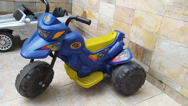Moto Elétrica Bandeirante XT3