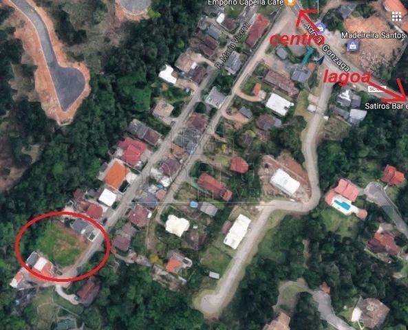 Terreno à venda em Itacorubi, Florianópolis cod:77362