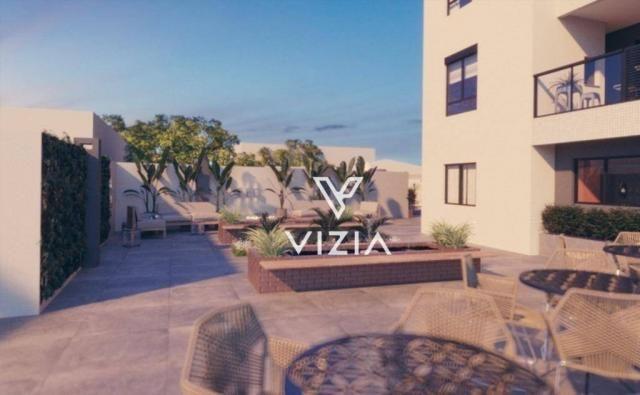 Apartamento com 1 dormitório à venda, 41 m² por R$ 315.000,00 - São Francisco - Curitiba/P - Foto 6